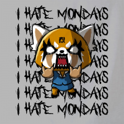 Aggretsuko - Monday
