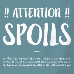 Attention Spoils