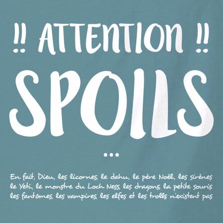 Attention Spoils