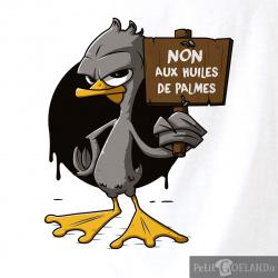 Non aux huiles de palmes