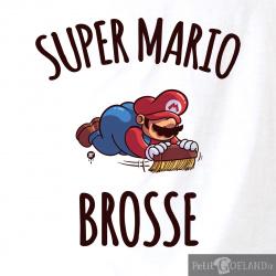 Super Mario brosse