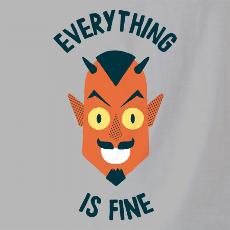 Everything is fine Devil