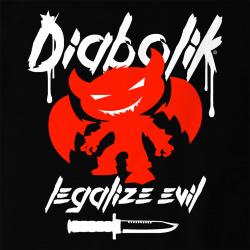 Diabolik - Legalize Evil
