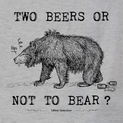 Two Beers or not to Bear