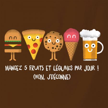Mangez 5 fruits