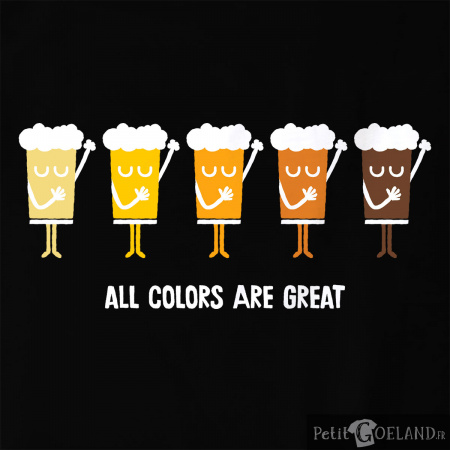 All Colors are great
