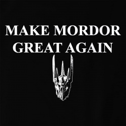 Make Mordor great again
