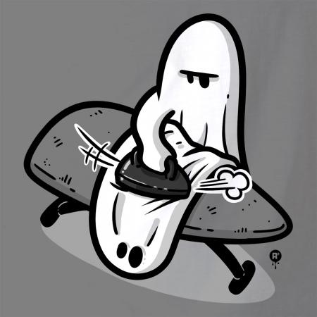 Fantôme Repassage