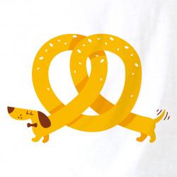 Bretzel Dog