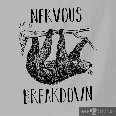 Nervous Breakdown Paresseux