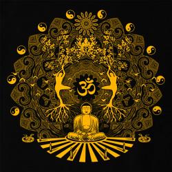 Buddha in Mandala