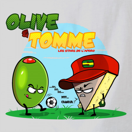 Olive et Tomme