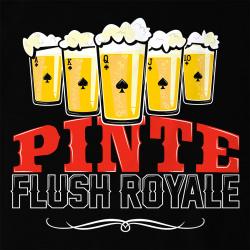 Pinte Flush Royale