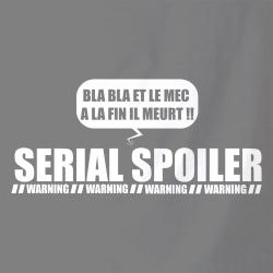 Serial Spoiler