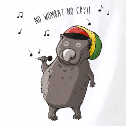 No wombat no cry