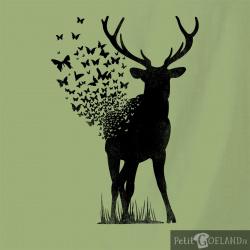 Deer Butterfly