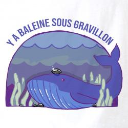 Y a baleine sous gravillon