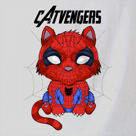 Catvengers Spidercat