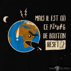 Bouton Reset