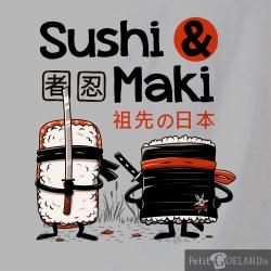 Sushi et Maki