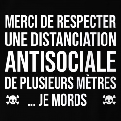 Distanciation Antisociale