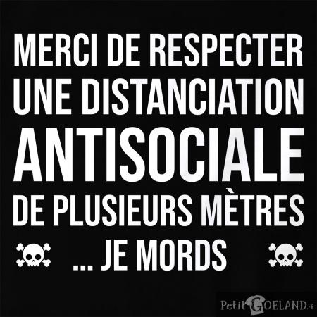 Distanciation Antisociale