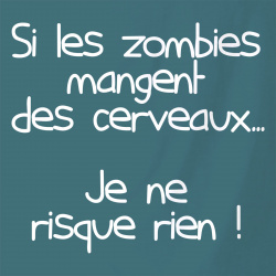 Si les zombies