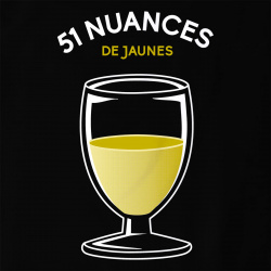 51 nuances de jaunes