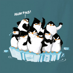 Fucking Humanity Penguins