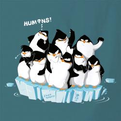 Fucking Humanity Penguins