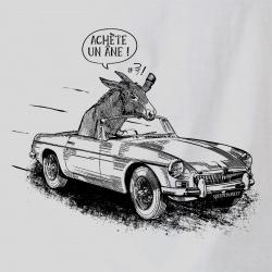 Achète un âne