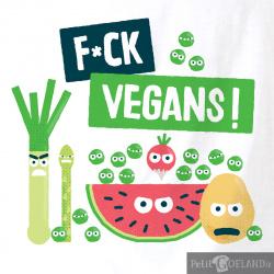 Fuck Vegan