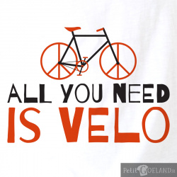 All you need is velo