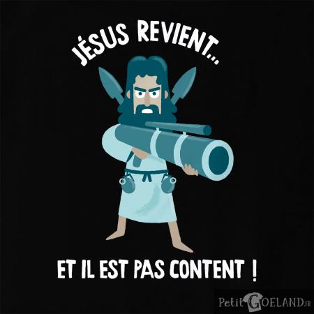 Jésus revient