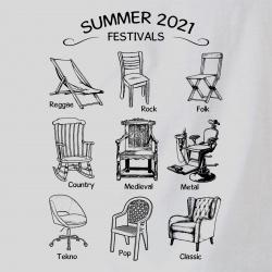 Summer 2021 Festivals