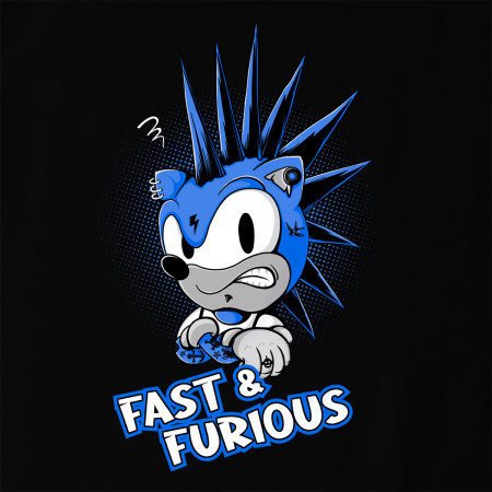 Fast and Furious Sonic