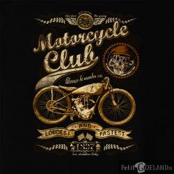 1837 - Motorcycle Club