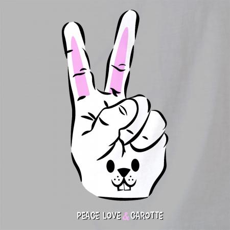 Peace Love Carotte