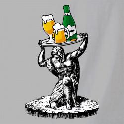Hercule est barman