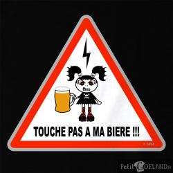 Touche pas à ma bière