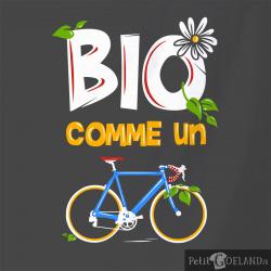 Bio comme un vélo