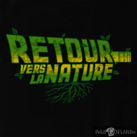 Retour vers la nature