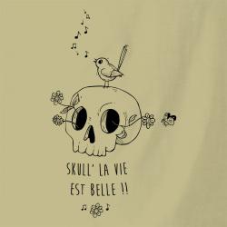 Skull la vie