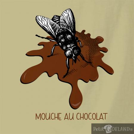 Mouche au chocolat