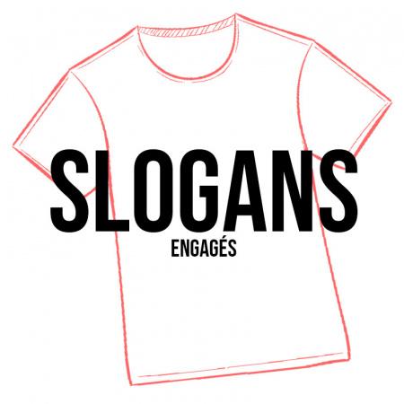Slogans engagés